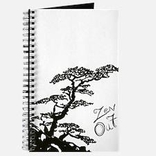 Zen Tree (Zen Out) Journal