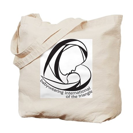 Babywearing International of the Triangle Tote Bag