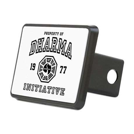 Shower Dharma Ini Rectangular Hitch Cover
