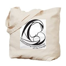 Cool Babywearing Tote Bag