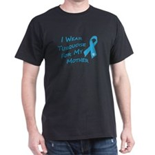 I Wear Turquoise for My Mother T-Shirt