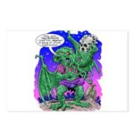 Cthulhu Does Hamlet Postcards (Package of 8)