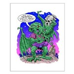 Cthulhu Does Hamlet Small Poster