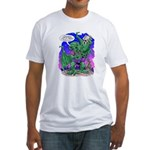 Cthulhu Does Hamlet Fitted T-Shirt