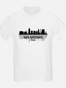 San Antonio Skyline T-Shirt