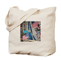 Hatched in the U.S.A. Tote Bag