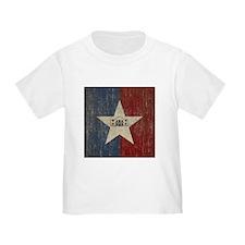 Vintage San Antonio Flag T