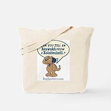 Cute Azawakh Tote Bag
