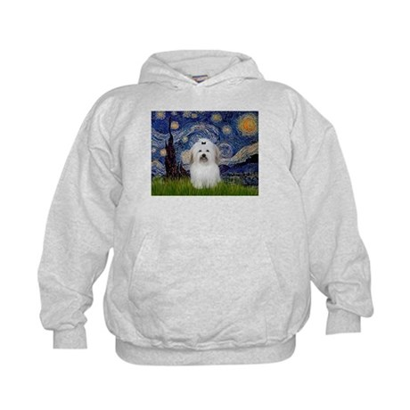 Starry Night Coton Kids Hoodie