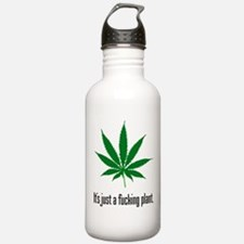 Just A Plant Sports Water Bottle