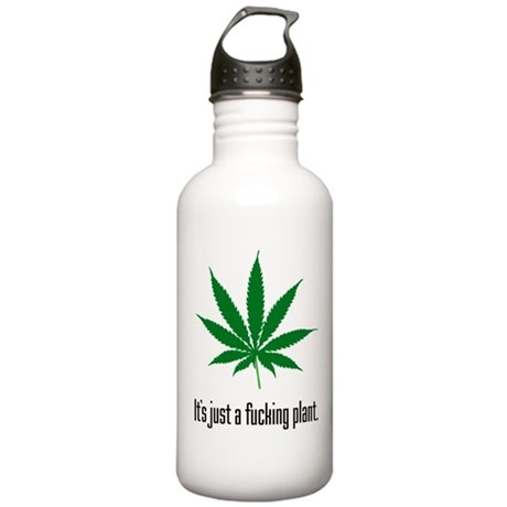 Just A Plant Stainless Water Bottle 1.0L