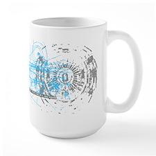 Particle Physics Gives Me A Large Hadron Mug