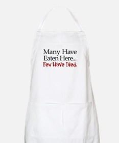 Few Have Died Apron