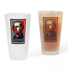 Real Hope Drinking Glass