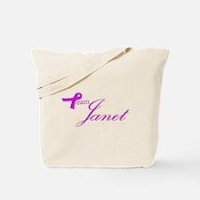 Team Janet Tote Bag