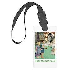 Hansel and Gretel Luggage Tag