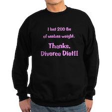 Divorce Diet Sweatshirt