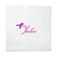 Team Julia Queen Duvet