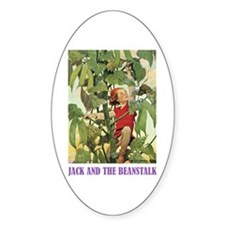 Jack And The Beanstalk Decal