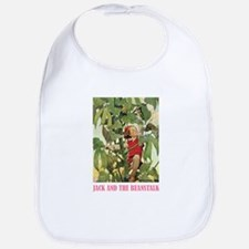 Jack And The Beanstalk Bib