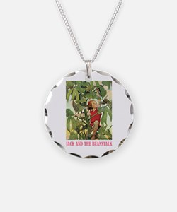 Jack And The Beanstalk Necklace