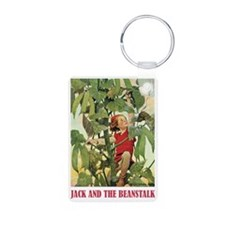 Jack And The Beanstalk Keychains