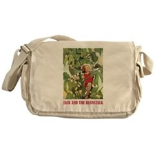 Jack And The Beanstalk Messenger Bag