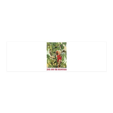 Jack And The Beanstalk 36x11 Wall Decal