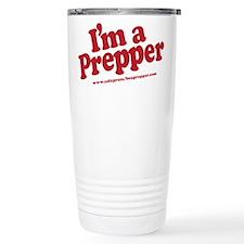I'm a Prepper Travel Mug