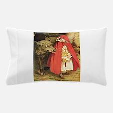 Little Red Riding Hood Pillow Case