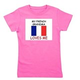 French language Girls Tees