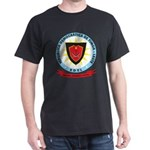 East Timor Coat Of Arms Black T-Shirt