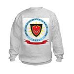 East Timor Coat Of Arms Kids Sweatshirt