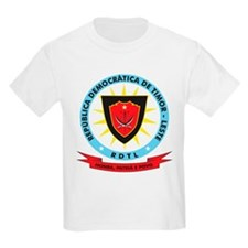 East Timor Coat Of Arms Kids T-Shirt