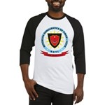 East Timor Coat Of Arms Baseball Jersey
