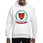 East Timor Coat Of Arms Hooded Sweatshirt