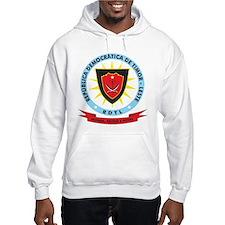 East Timor Coat Of Arms Hoodie