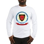 East Timor Coat Of Arms Long Sleeve T-Shirt