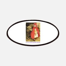Little Red Riding Hood Patches