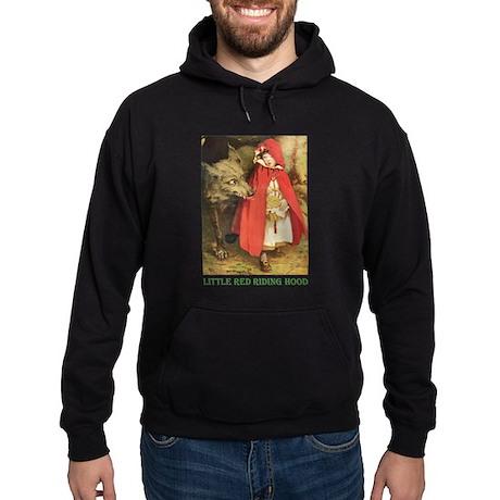 Little Red Riding Hood Hoodie (dark)