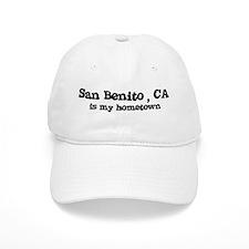 San Benito - hometown Baseball Cap
