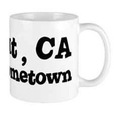 Walnut - hometown Mug