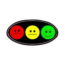 Moody Stoplight Patches