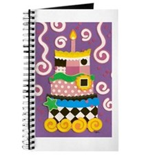 Clown Cake Journal
