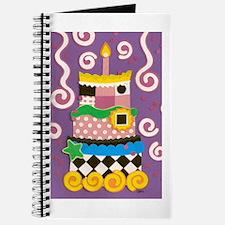 Clown Cake Journal