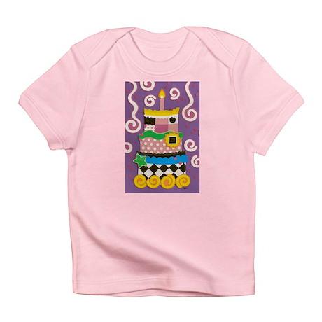 Clown Cake Infant T-Shirt