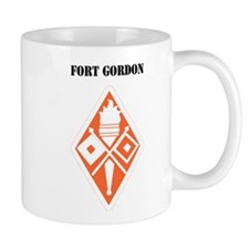 Fort Gordon with Text Mug