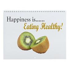 FUN FOOD Wall Calendar