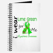 I Wear Lime 43 Lymphoma Journal