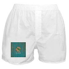 Vintage Oklahoma Flag Boxer Shorts